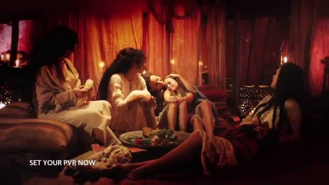 Lost Girl Wallpaper The Red Tent Two Part Miniseries December 7th 8th 10et