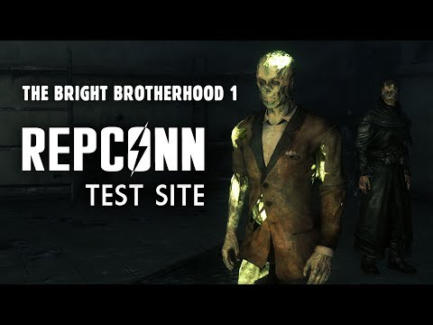 The Bright Brotherhood 1: Jason Bright and the REPCONN Test Site - Fallout New Vegas Lore