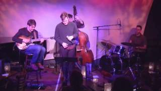 The Aleksi Glick Quartet playing Willow Weep for Me