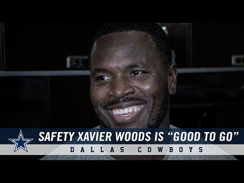 Xavier Woods: Im Good to Go | Dallas Cowboys 2018