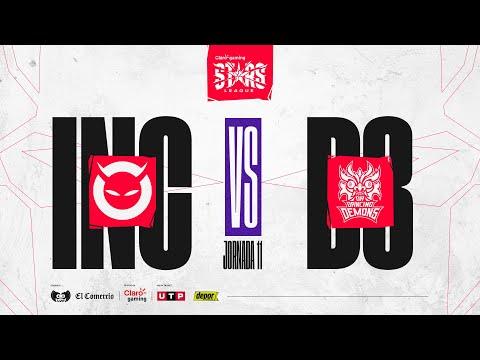 INC vs D3 - SL 2021 Opening R.2