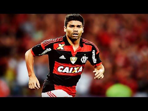 Eduardo da Silva ● Assists & Goals 2014 ● CR Flamengo ||HD||