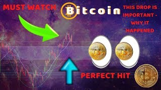 HUGE MOMENT!! WHY BITCOIN FELL AND WHAT'S NEXT ~ WHAT IS COMING IS INSANE!! ALTCOIN YEAR