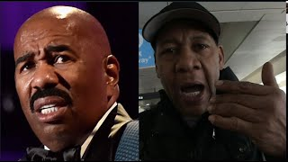 Mark Curry EXPOSES Steve Harvey For Stealing His Material, AGAIN!!!