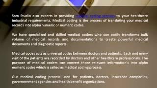 Outsource healthcare services providing company