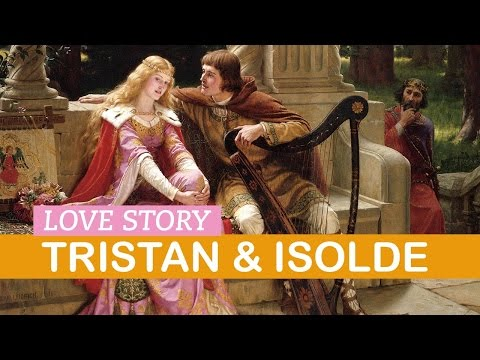 Tristan and Isolde Love Story | LittleArtTalks