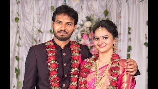 { Mounika + Rajesh } Engagement Highlights