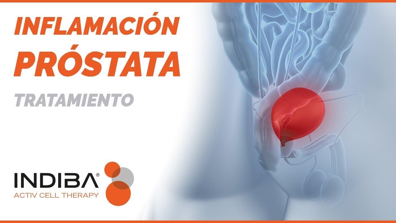 síntomas de inflamación de próstata y cura el dolor