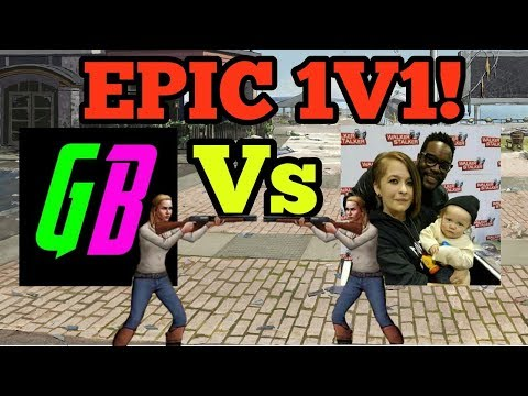 THE MOST EPIC 1v1 OF ALL TIME! - Walking Dead Road to Survival