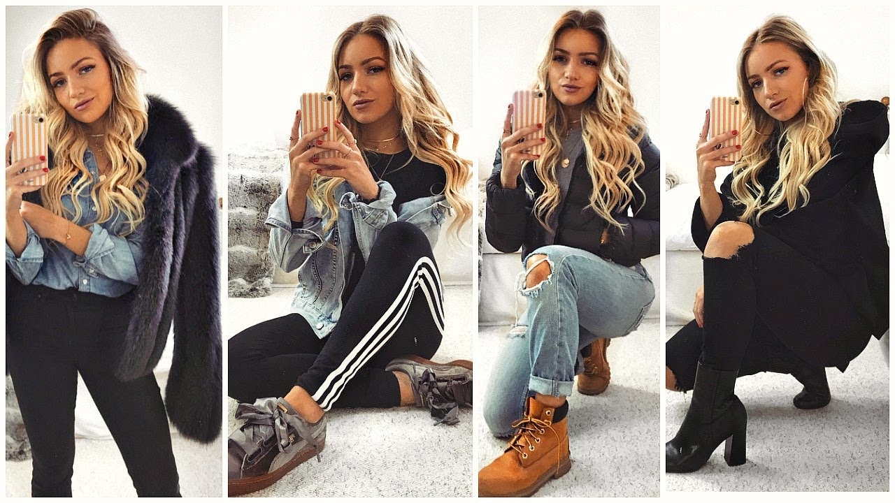 WINTER OUTFITS OF THE WEEK 2018 / LOOKBOOK 4