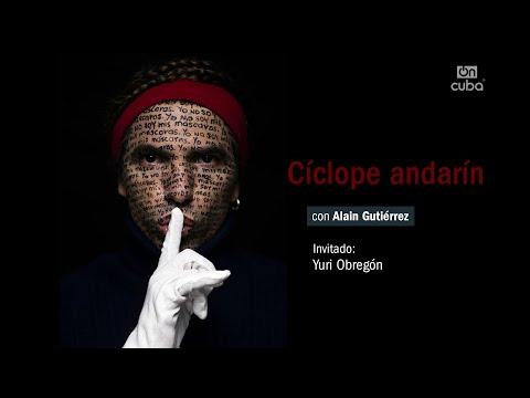 """Cíclope Andarín: Los """"gritos"""" creativos del fotógrafo Yuris Obregón"""