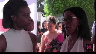 Robi Reed @ 13th Annual Sunshine Beyond Summer Event | Black Hollywood Live