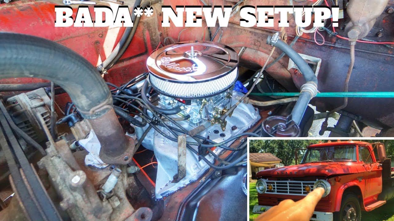 I Fixed The Issues With Franks New Power Modifications! (Almost Ready To Start My Old Farm Truck!)