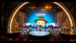 """Pharrell Williams The 2014 Oscars Performing """"Happy"""" Video"""