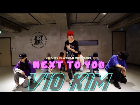 Vio Kim Promotion Ver. | Next 2 You - Chris Brown | Justjerk Dance Academy