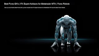 Forex Gump EA Review - Profitable Expert Advisor For Metatrader 4 (MT4) Trading Platform