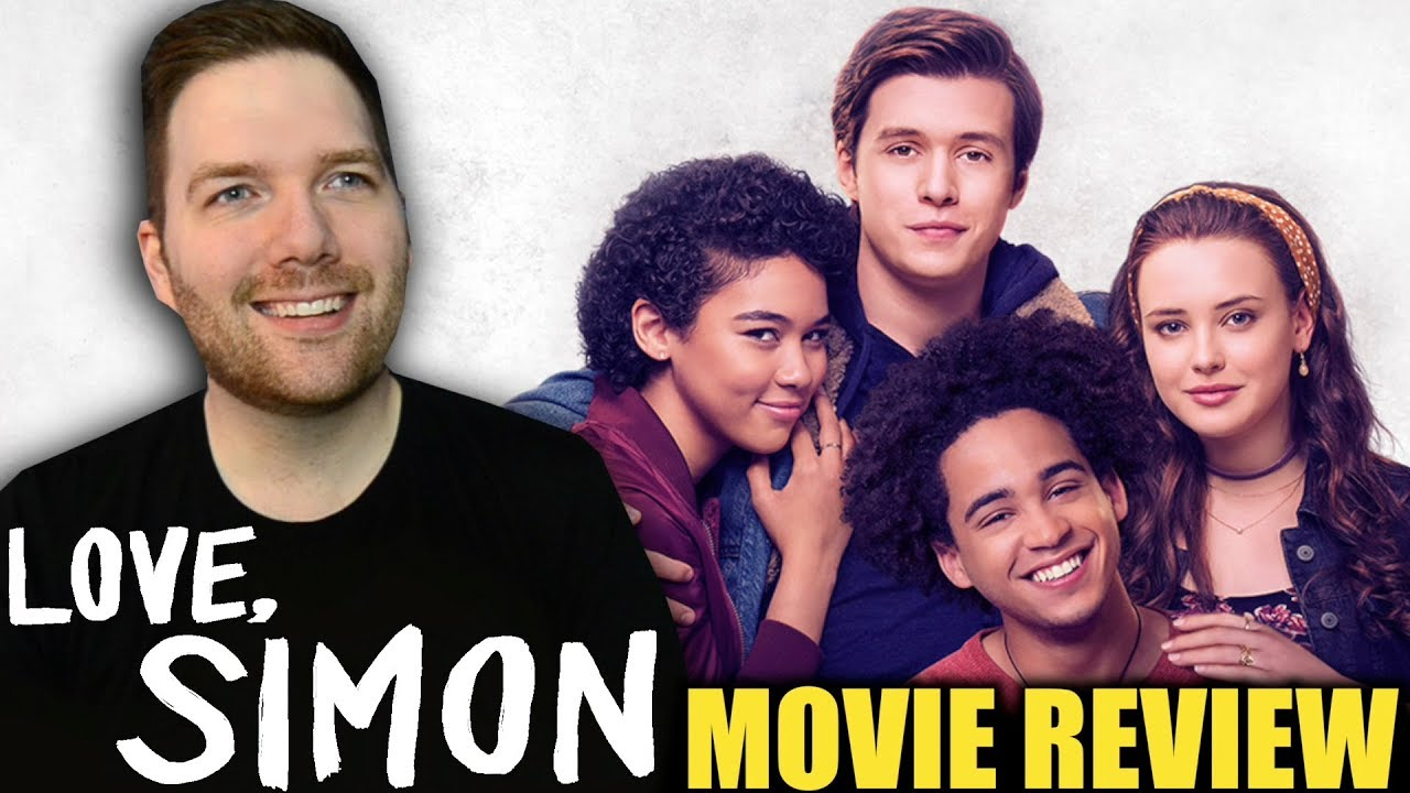 Love, Simon - Movie Review - YouTube