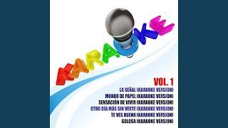 Mi Abuela (Karaoke Version)