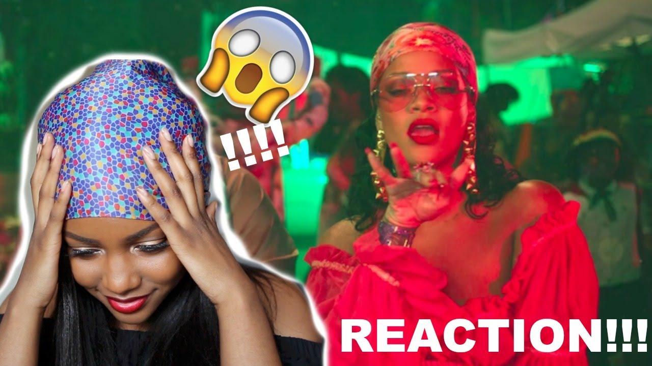 Download DJ Khaled - Wild Thoughts ft. Rihanna, Bryson Tiller REACTION! | HOLD ONTO YOUR EDGES!