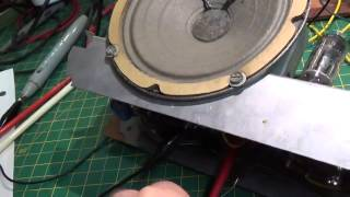 Sylvania AA5 Radio Checkout & Repair