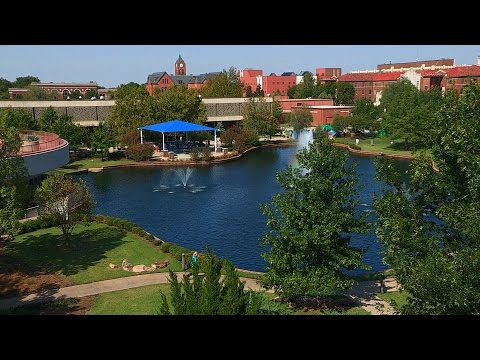 Campus Tours - The University of Central Oklahoma