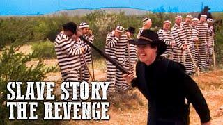 Slave Story - The Revenge (klassischer Western in voller Länge, kostenloser Spielfilm in deutsch)