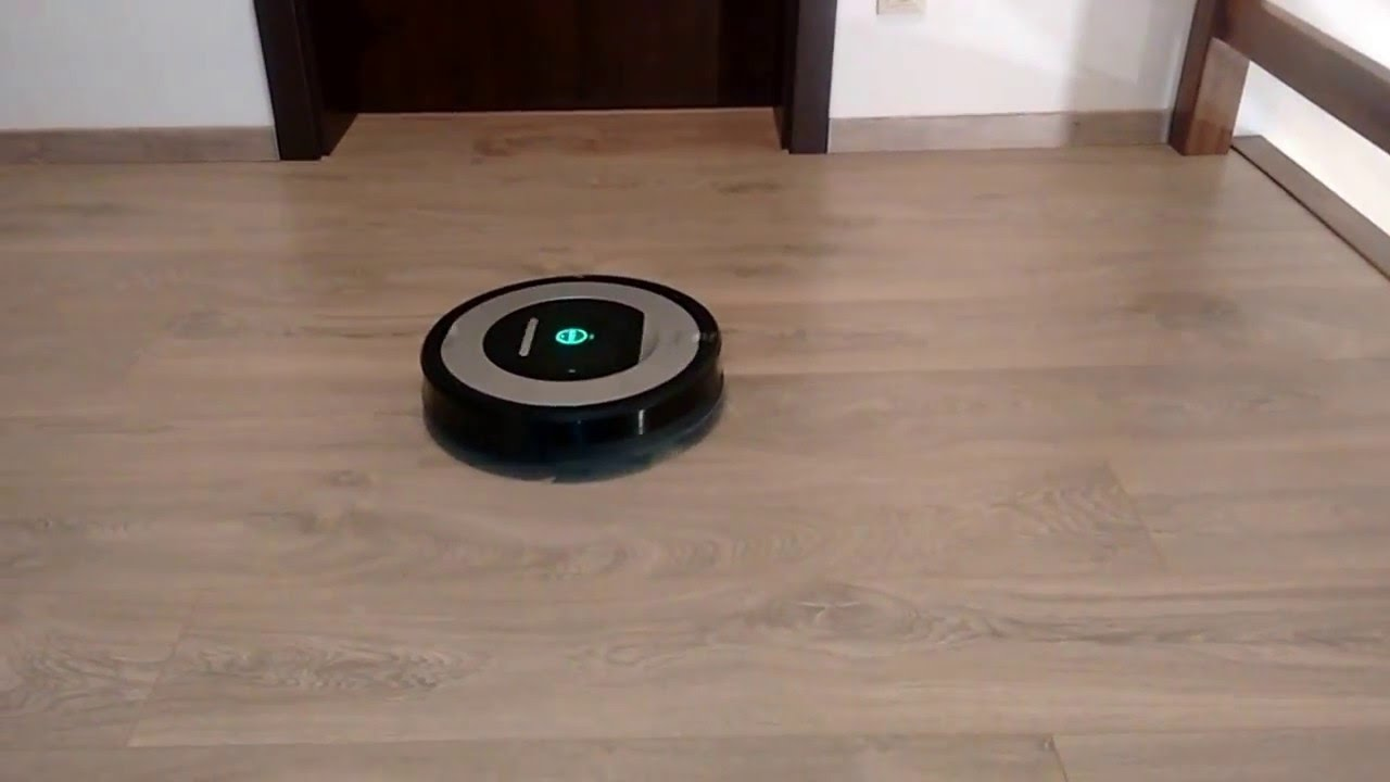 ברצינות iRobot Roomba 774 - YouTube CE-21