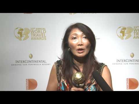 Christine Mechtler, director of marketing communications, Oakwood Asia Pacific