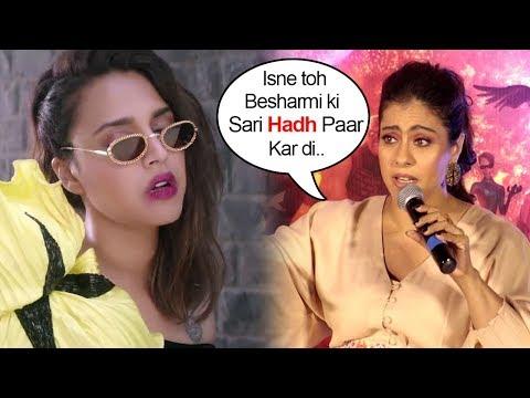 Kajol ने Swara Bhaskar के Veere Di Wedding के शर्मनाक सिन के बारे मैं कुछ ऐसा कहा की सब हैरान हो गए thumbnail