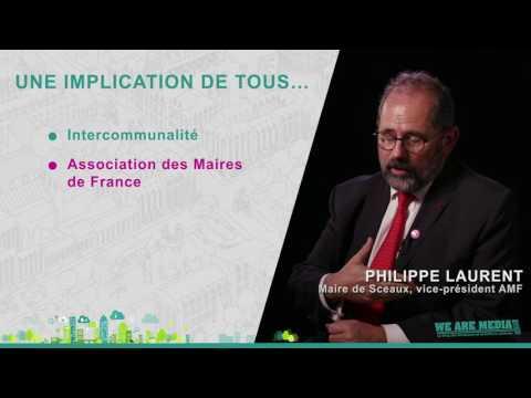 Centre-ville, place à la métamorphose : Philippe Laurent, maire de Sceaux