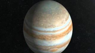 2011-2016 JUNO NASA Jupiter Exploration Spacecraft