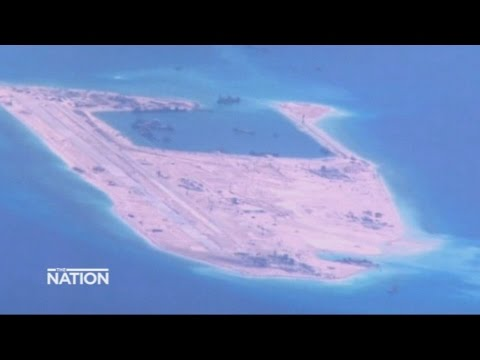 Wang: Defence weapons on South China Sea islands