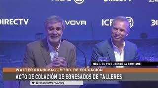 Walter Grahovac, Ministro de Educación de la Provincia de Córdoba  -  El Show En La Red