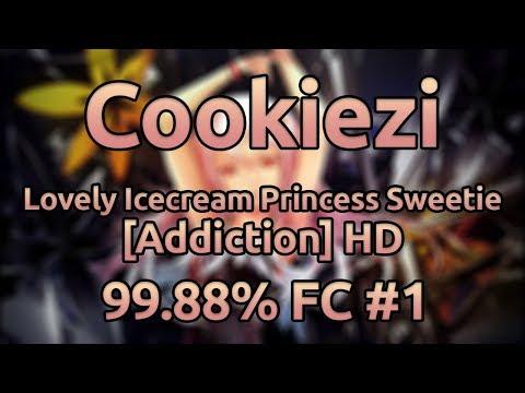 Cookiezi | EGOIST - Lovely Icecream Princess Sweetie [Addiction] HD 99.88% FC #1