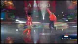Bailando por el Mundo Melissa y Rafael (Paraguay) - A go-go