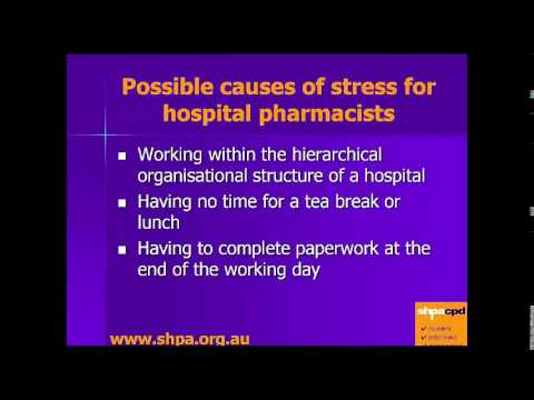 Building resilience to manage stress