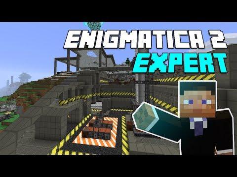 Enigmatica 2: Expert Mode - Base Tour Part 1