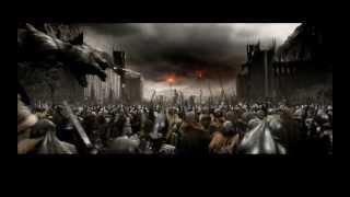 Le seigneur des anneaux la fin de Sauron