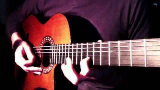Christina Aguilera Hurt Instrumental Guitar Cover by Commander Fordo