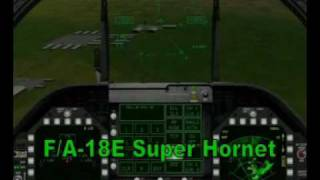 F/A-18E Super Hornet by Digital Integration (1999): A typical day at the carrier