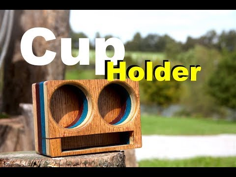 How to Make a Magnetic Cup Holder!