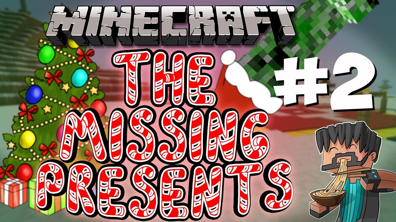Minecraft: The Missing Presents Christmas Adventure Map - Part 2
