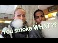 You Smoke What???~VLOG ~ Interracial Lesbian Couple