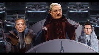 George Soros VS Nigel Farage and Douglas Murray - Brexit - Paul Wiffen