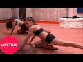 Abby's Ultimate Dance Competition: Abby Schools Chloe in Rehearsal | Lifetime