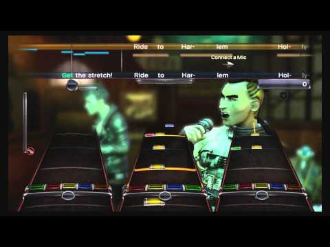 Rock Band 3 - Uptown Funk - Mark Ronson ft. Bruno Mars (Custom Song)