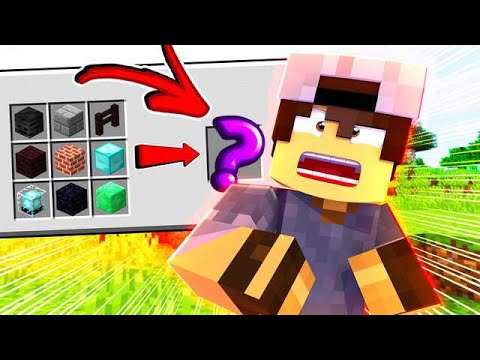 Minecraft: PARKOUR PVP  O BLOCO SECRETO DO MINECRAFT!