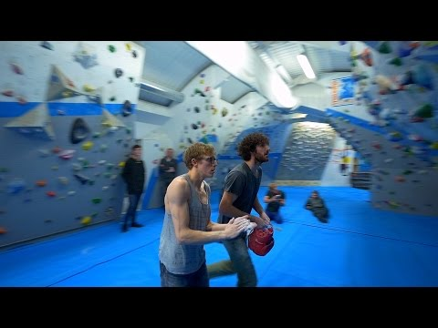 We Are Bouldering With Louis Parkinson And Jack Beanland - Episode 1