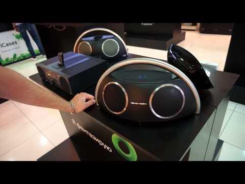 Обзор аудиосистемы Harman/Kardon Go+Play Wireless