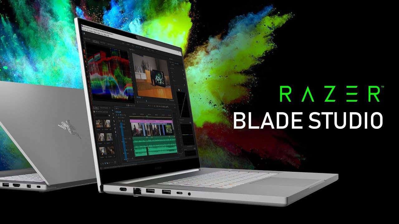 New C4D Optimized Laptops, CPU vs GPU, and Minor Apple Updates